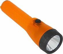 Status 4, Funktions-LED Glow Taschenlampe, Orange