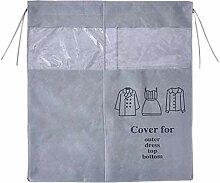 Staubschutz für Kleiderständer, 118 x 88cm