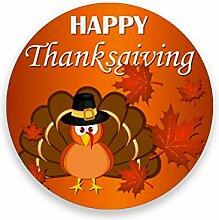 STAYTOP Thanksgiving saugfähige Untersetzer für