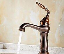 STAZSX Amerikanischen Stil Antik Kupfer Wasserhahn