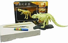 stealstreet 20042Tyrannosaurus Aushub Geschenk Set Kit, beige