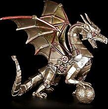 Steampunk Drachen-Figur Veronese - Drachenfigur