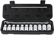 Steckschlüssel-Set, Universalschlüssel,