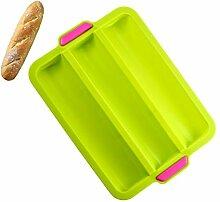 Stecto Französische Brotform, lebensmittelechtes
