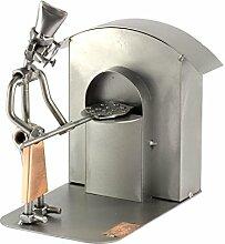 Steelman24 I Schraubenmännchen Pizzabäcker