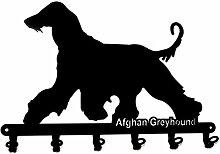steelprint.de Schlüsselbrett/Hakenleiste * Afghan
