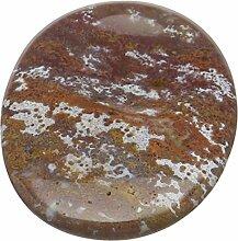 steengoed Oceaan Jaspis Handschmeichler, Stein, mehrfarbig