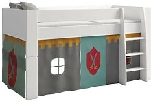 Steens Gardinen-Set für Halbhochbett For Kids
