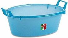 Stefanplast Polyethylen Oval Waschbecken,