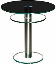 Stegert-Design 44724-M Couchtisch, Glas,