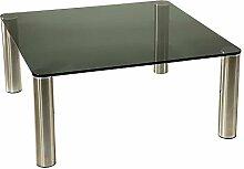 Stegert-Design 45124-M Couchtisch, Glas,