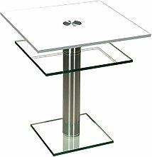 Stegert-Design 46824-M Couchtisch, Glas,