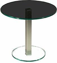 Stegert-Design 55724-M Couchtisch, Glas,