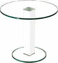 Stegert-Design 63724-L8 Couchtisch, Glas,