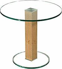 Stegert-Design 63724-N0 Couchtisch, Glas,