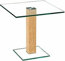 Stegert-Design 63824-N0 Couchtisch, Glas,