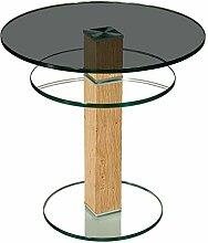 Stegert-Design 64724-E8 Couchtisch Glas Parsolglas