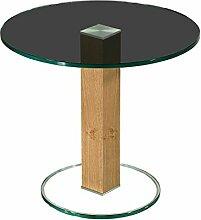 Stegert-Design 65724-N0 Couchtisch, Glas,