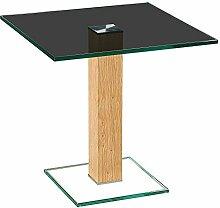 Stegert-Design 65824-E8 Couchtisch, Glas,