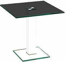 Stegert-Design 65824-L8 Couchtisch, Glas,