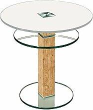 Stegert-Design 66724-E8 Couchtisch Glas