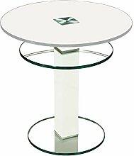 Stegert-Design 66724-L8 Couchtisch Glas