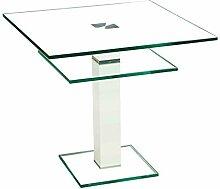 Stegert-Design 66824-L8 Couchtisch Glas