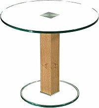 Stegert-Design 67724-E8 Couchtisch, Glas,