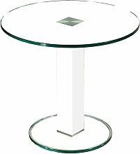 Stegert-Design 67724-L8 Couchtisch, Glas,