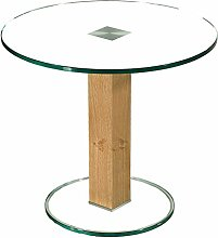 Stegert-Design 67724-N0 Couchtisch, Glas,