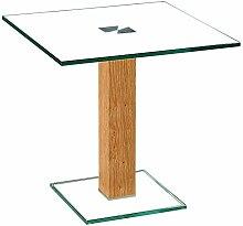 Stegert-Design 67824-E8 Couchtisch, Glas,