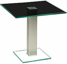 Stegert-Design 75824-M Couchtisch, Glas,