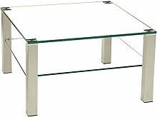 Stegert-Design Perth601 Couchtisch Optiwhite-Glas