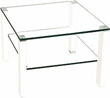 Stegert-Design Sydney20198 Couchtisch, Glas,