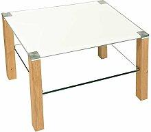 Stegert-Design Sydney60218 Couchtisch, Glas,