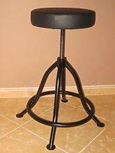 Stehhilfe Stehhocker Stehsitz Sitz Stehstütze mit ergonomischer Sitz 6 cm dickem Polster bis 150 kg! Belastbar Stufenlos einstellbar