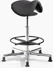 Stehhocker BLA Sadlo SLE ergonomisch Top New Look