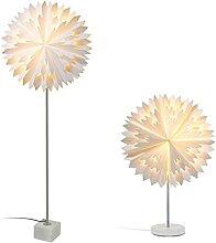 Stehlampe 2 Packlampe Set Von 1 Tischlampen 1