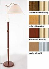 Stehlampe Boyleuchte, E27 1 -flg. /, H:150 cm