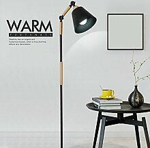 Stehlampe Kreativ Holz Wohnzimmer Schlafzimmer den