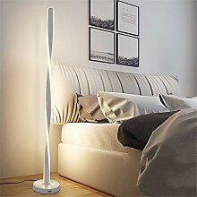 Stehlampe LED Dimmbar mit Fernbedienung, 80W