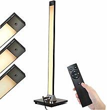 Stehlampe LED Dimmbar mit Fernbedienung HENZIN 8W