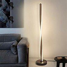 Stehlampe LED Dimmbar, Moderne 80W Stehleuchte mit