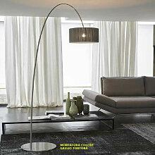 Stehlampe lm-lilian 9503 1pp e27 led polierter