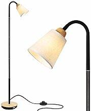Stehlampe Moderne Stehleuchte mit Flexibler