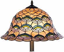 Stehlampe Tiffany Style Tiff109 Dekorationslampe
