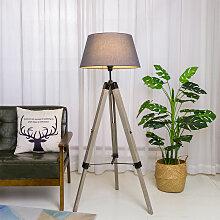 Stehlampe Tripod Schlafzimmer Standleuchte