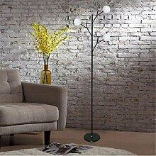 Stehlampe Vertikal Modern Mode Wohnzimmer Schlafzimmer Nachttisch Stehlampe,3W