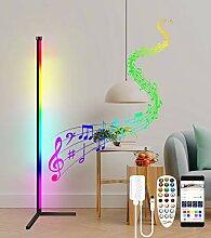 Stehlampe Wohnzimmer Dimmbar mit Fernbedienung,