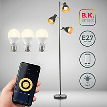 Stehleuchte Design Stehlampe Standleuchte Stand